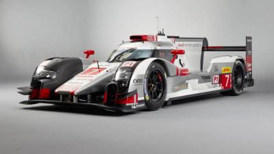Audi R18 e-tron quattro Gets Efficiency, Aero Boost For 2015