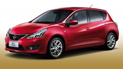 2012 Nissan Tiida Debuts At Shanghai