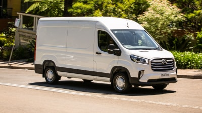 2020 LDV Deliver 9 review