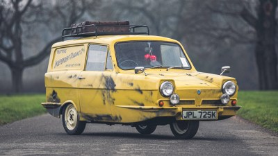 """Only Fools and Horses"" 1972 Reliant Regal Supervan III for sale"