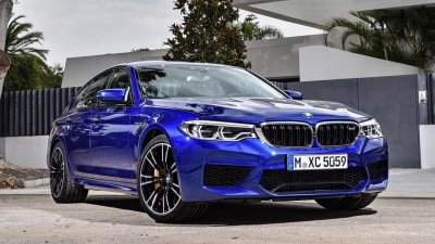BMW M5 Launch Edition Pricing Revealed