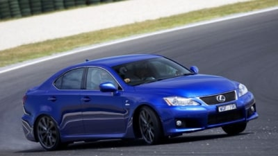2010 Lexus IS F Gets Torsen LSD, Minor Updates