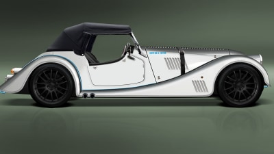 Morgan Plus 8 Speedster: New Special Celebrates Another Centenary
