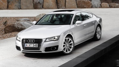 Audi A7 Sportback On Sale In Australia