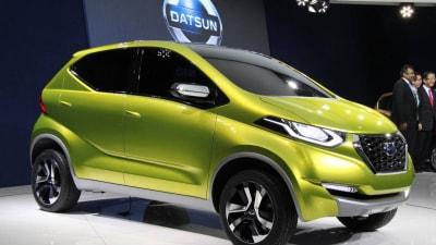 Datsun Redi-Go Debuts In Delhi