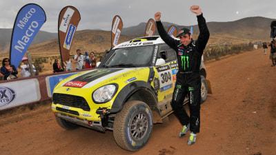 2014 Dakar Rally: MINI All4 Dominates, KTM Wins Motorcycle Category