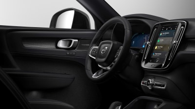 2020 Volvo XC40 Electric to debut Android-based infotainment system