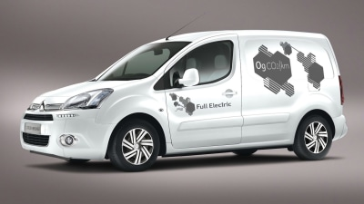 PSA Unveils EV Versions Of Citroen Berlingo And Peugeot Partner Twins