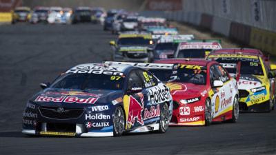 Motorsport: Van Gisbergen's Queensland counterpunch