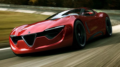 Alfa Romeo 6C To Grow Out Of Maserati Alfieri Project: Report