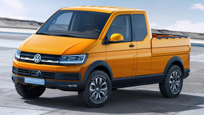 2016 VW T6 Transporter Previewed By New Tristar Concept