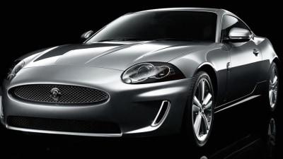 2010 Jaguar XK Coupe 75th Anniversary Edition Announced For Australia