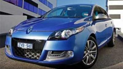 Renault Megane Expression 1.2 car pool