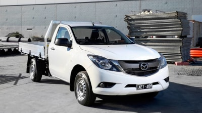 Mazda Confirms Updated BT-50 Pricing Prior To Launch