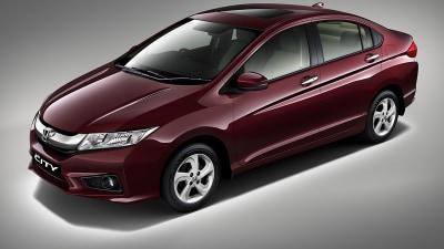 2014 Honda City Sedan Revealed Ahead Of Australian Debut