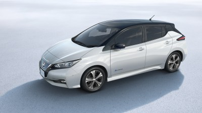 Nissan: New Leaf mainstream, but not popular