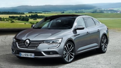 Renault Talisman Revealed, But It's Not For Australia