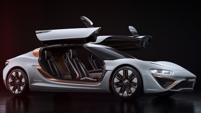 560kW NanoFlowcell Quant 48 Volt Set To Electrify Geneva