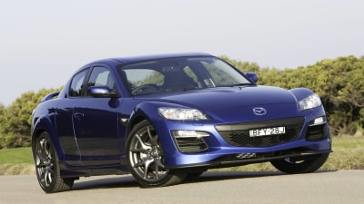 Mazda continues to manufacture the rotary engine