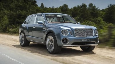 Bentley to replace Mulsanne with a second SUV
