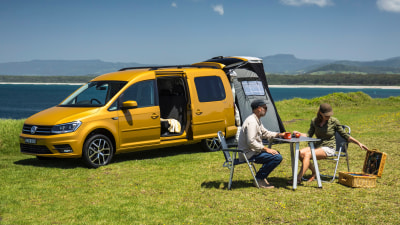 VW reveals new Caddy Beach details