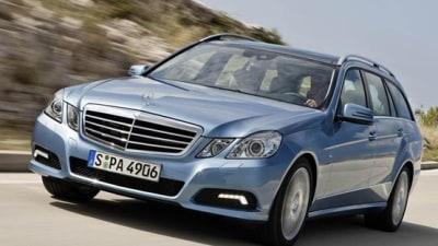 2010 Mercedes-Benz E-Class Estate Launched In Australia