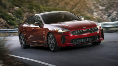 Kia Stinger Ready To Begin Final Phase Of Local Suspension Tuning Program