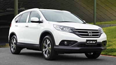2013 Honda CR-V On Sale In Australia