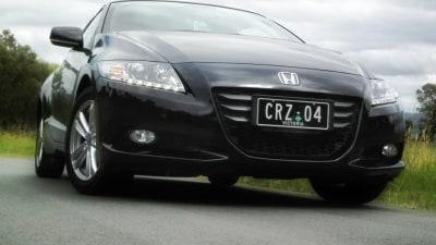 Honda CR-Z Sport Manual Review