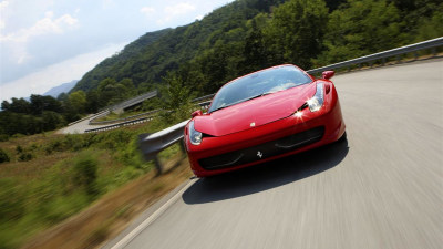 2010 Ferrari F458 Italia Arrives In Australia