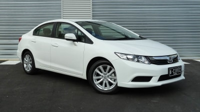 2012 Honda Civic VTi-L Sedan Automatic Review
