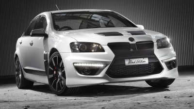 HSV Announces SV Black Edition For Maloo R8, ClubSport R8 And ClubSport R8 Tourer