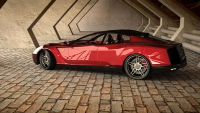 Ferrari Four-Door Rendering Shows How It's Done
