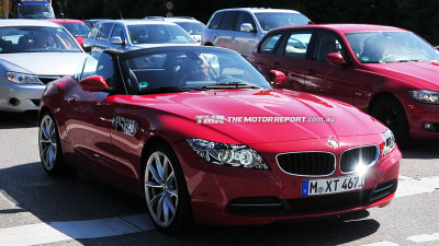 2013 BMW Z4 Bringing Mild Refresh