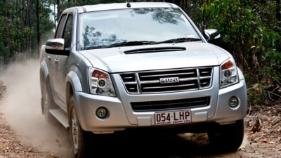 2009 Isuzu D-MAX LS-U 4x4 Crew Cab Ute Road Test Review