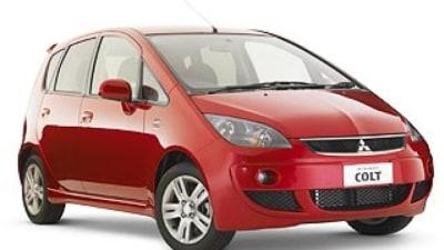 Used car review: Mitsubishi Colt 2006-2011