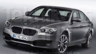 BMW 3-Series GT Concept to Debut in Frankfurt?