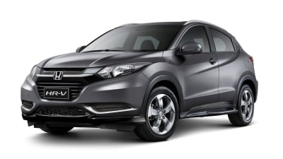 Honda Boosts Value With 2017 HR-V Limited Edition