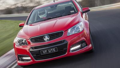 Holden Declares A Record SS-V Redline Ute Run At The Nürburgring: Video