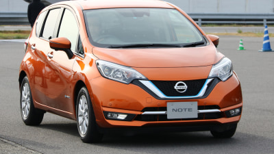 2017 Nissan Note e-Power Preview Drive | Gateway Technology To Bring EVs To The Masses