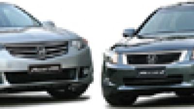 Head to Head: Honda Accord Euro v Honda Accord V6