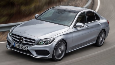 C450 AMG Sport Joining Merc's Midsized Range: Report