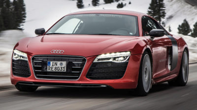 R8 e-tron Will Definitely, Absolutely, Truly Not Go On Sale: Audi
