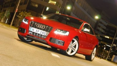 2008 Audi A5 3.2 FSI Quattro Arrives In Australia