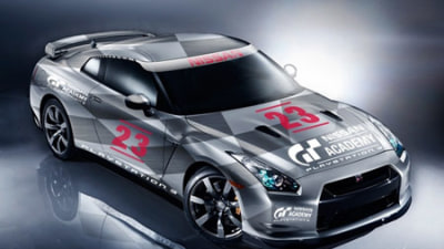 Nissan, Polyphony Digital to put lucky gamers in actual race - damage modelling included