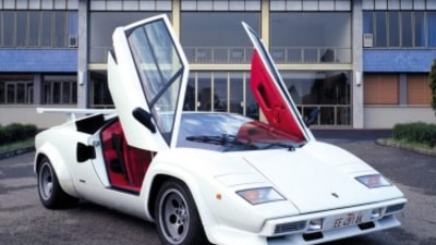 Milestones: Lamborghini Countach