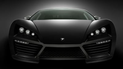 Fenix Supercar Revealed In Official Renderings