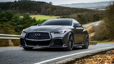 Infiniti Q60 Black S could still make production - report