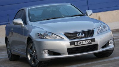 2010 Lexus IS 250C Sports Road Test Review