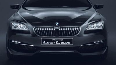 BMW Gran Coupe Concept Confirmed For Production: Report